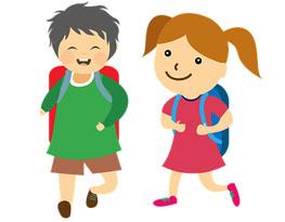 Volksschule Gnas - Schluss des Unterrichtsjahres