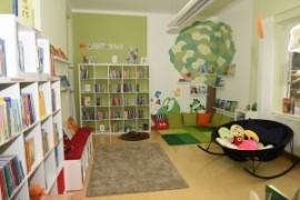 Neue Schulbücherei