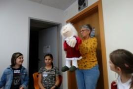 Alzheimervortrag der 4. Klassen