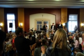 Konzert Ed Luis