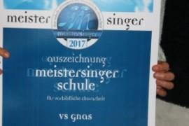Meistersingerschule 2017
