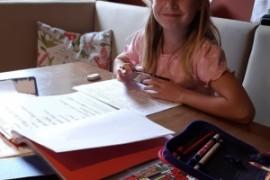 Homeschooling in der 2.b