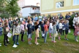 """Taflerklassler"" – Schulanfang 2020/21"